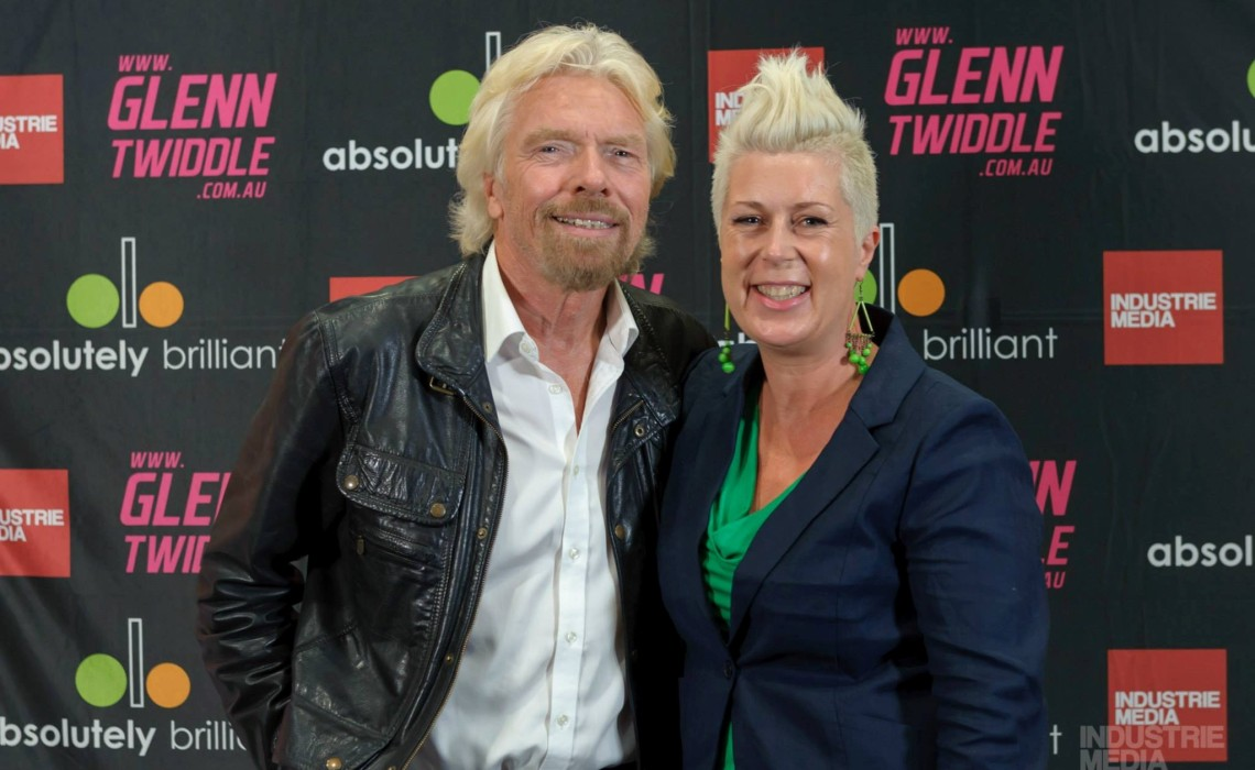 Meeting Richard Branson