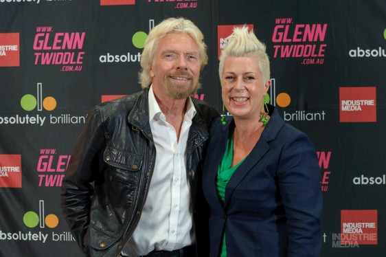 Meeting Richard Branson
