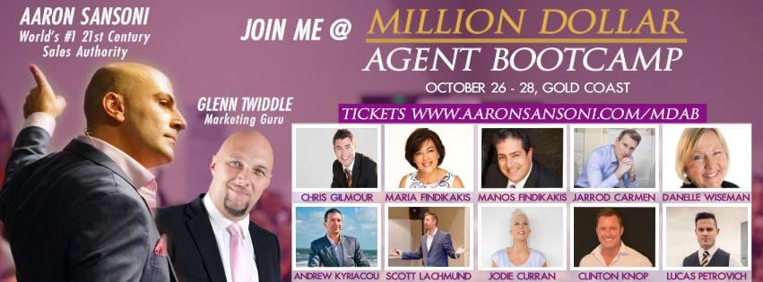 Million Dollar Agent Bootcamp