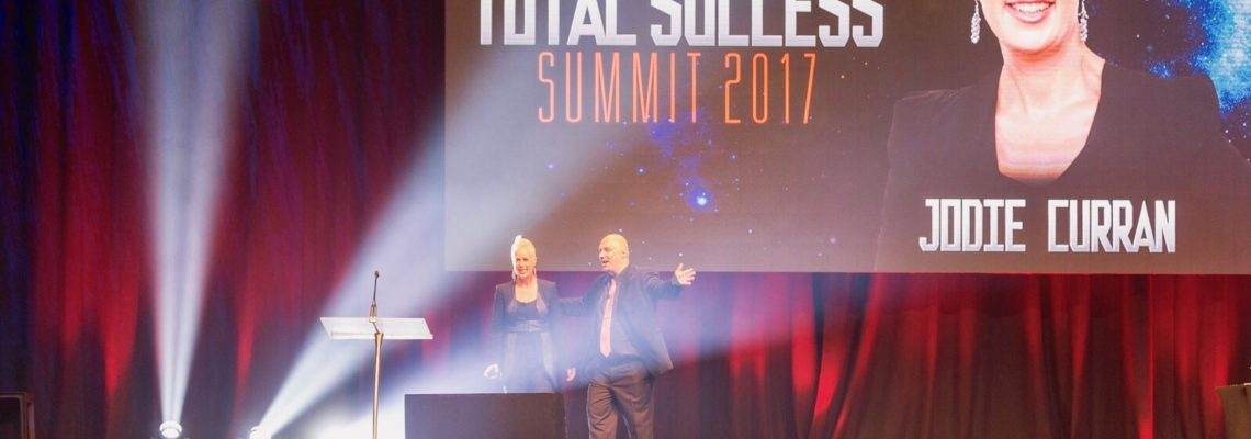 Speaking at Total Success Summit 2017
